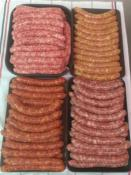 Colis barbecue chipolatas 5kg